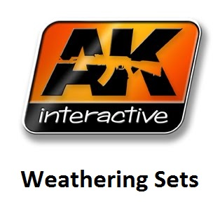 AK Weathering Sets