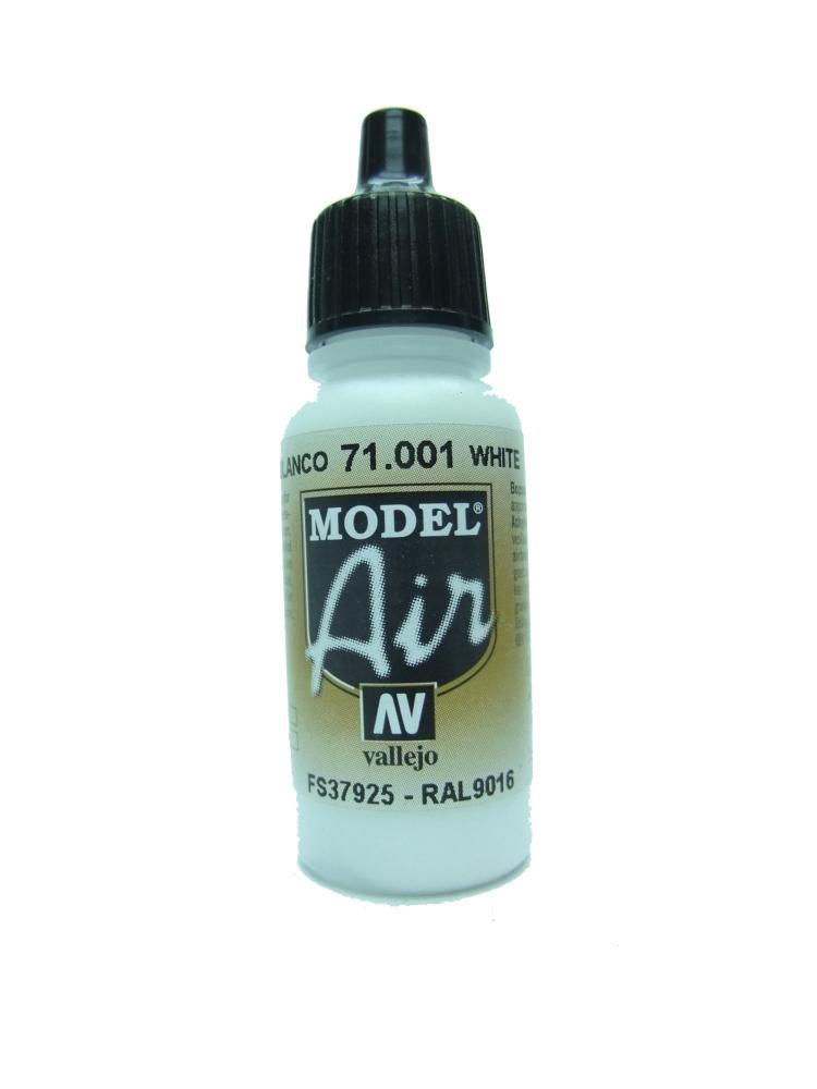 Model Air - White