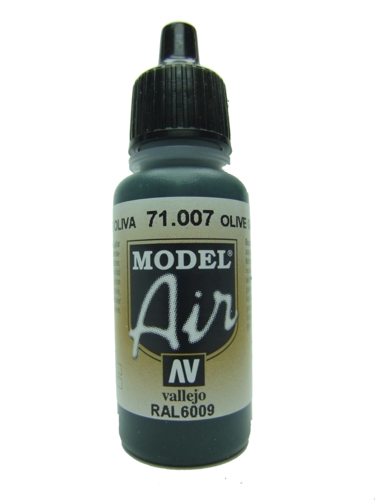 Model Air - Olive Green