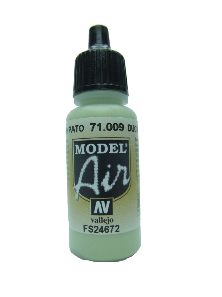 Model Air - Duck Egg Green