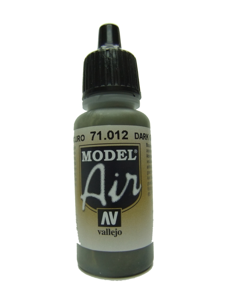 Model Air - Dark Green