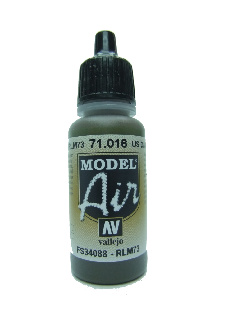 Model Air - US Dark Green