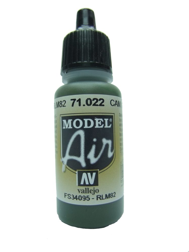 Model Air - Camouflage Green