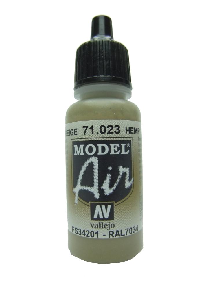 Model Air - Hemp