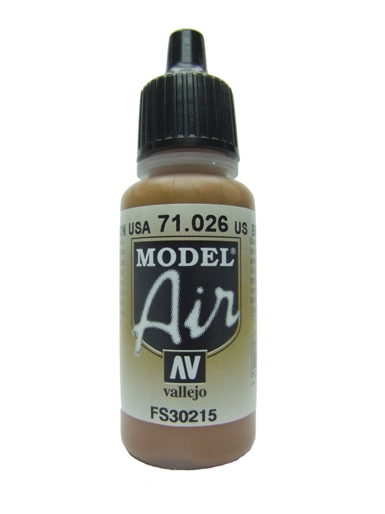 Model Air - US Flat Brown