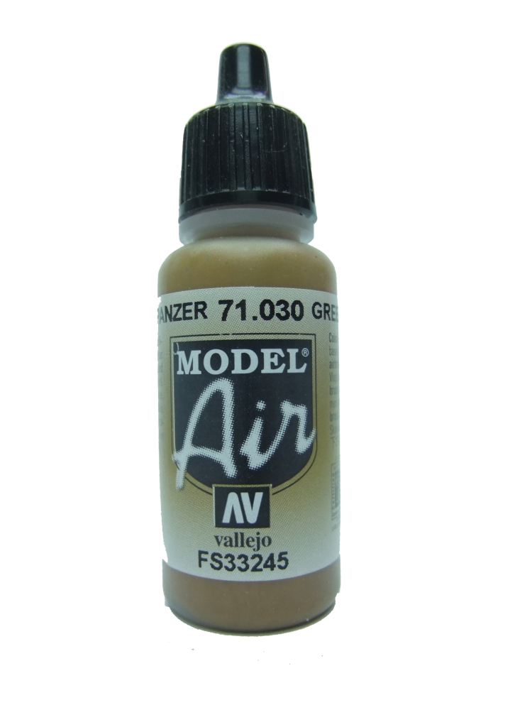 Model Air - Green Brown