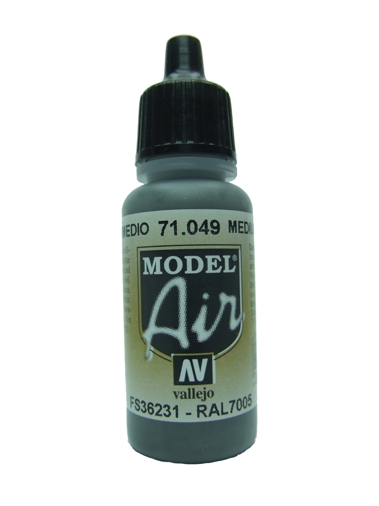 Model Air - Medium Sea Grey