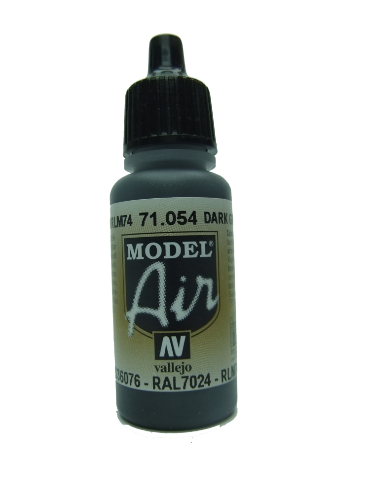 Model Air - Dark Grey Blue