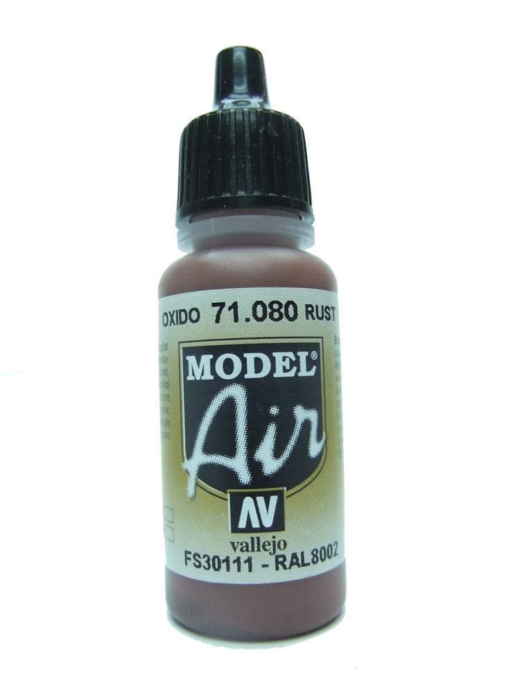 Model Air - Rust
