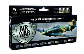 Model Air Set - RAF & FAA Fleet Air Arm 1939-45