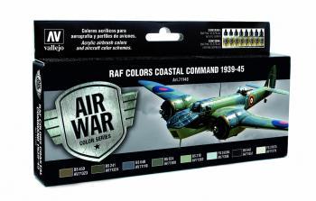 Model Air Set - RAF & FAA Coastal Command 1939-45