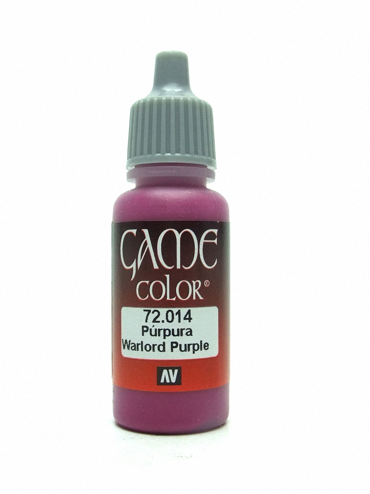 Game Color - Warlord Purple