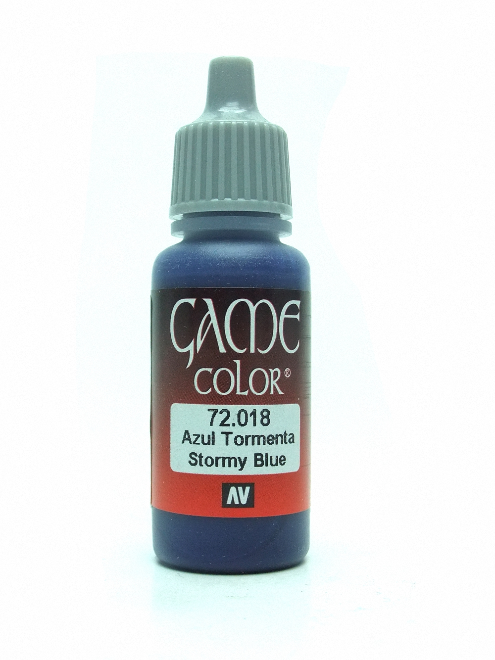 Game Color - Stormy Blue
