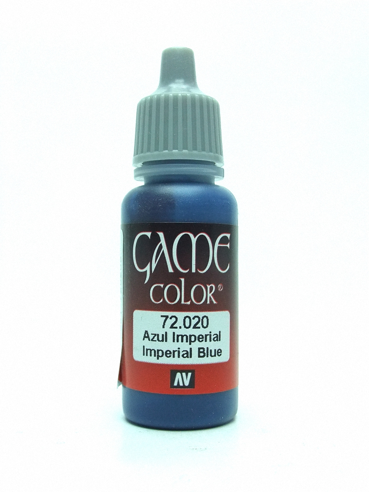 Game Color - Imperial Blue
