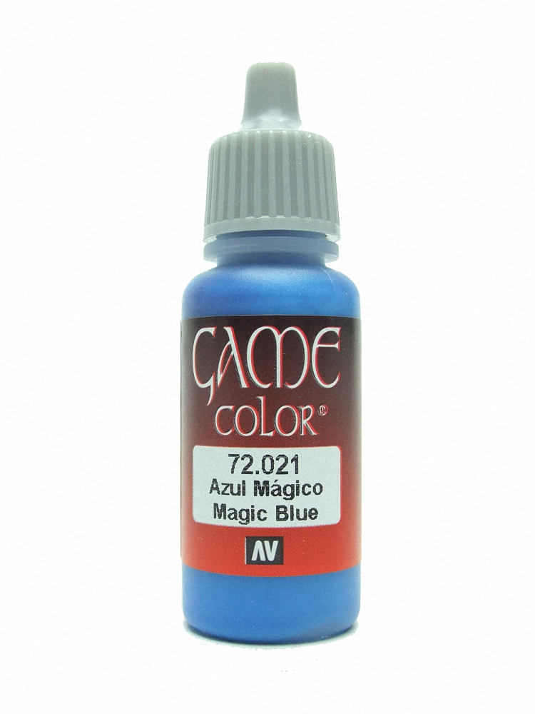 Game Color - Magic Blue