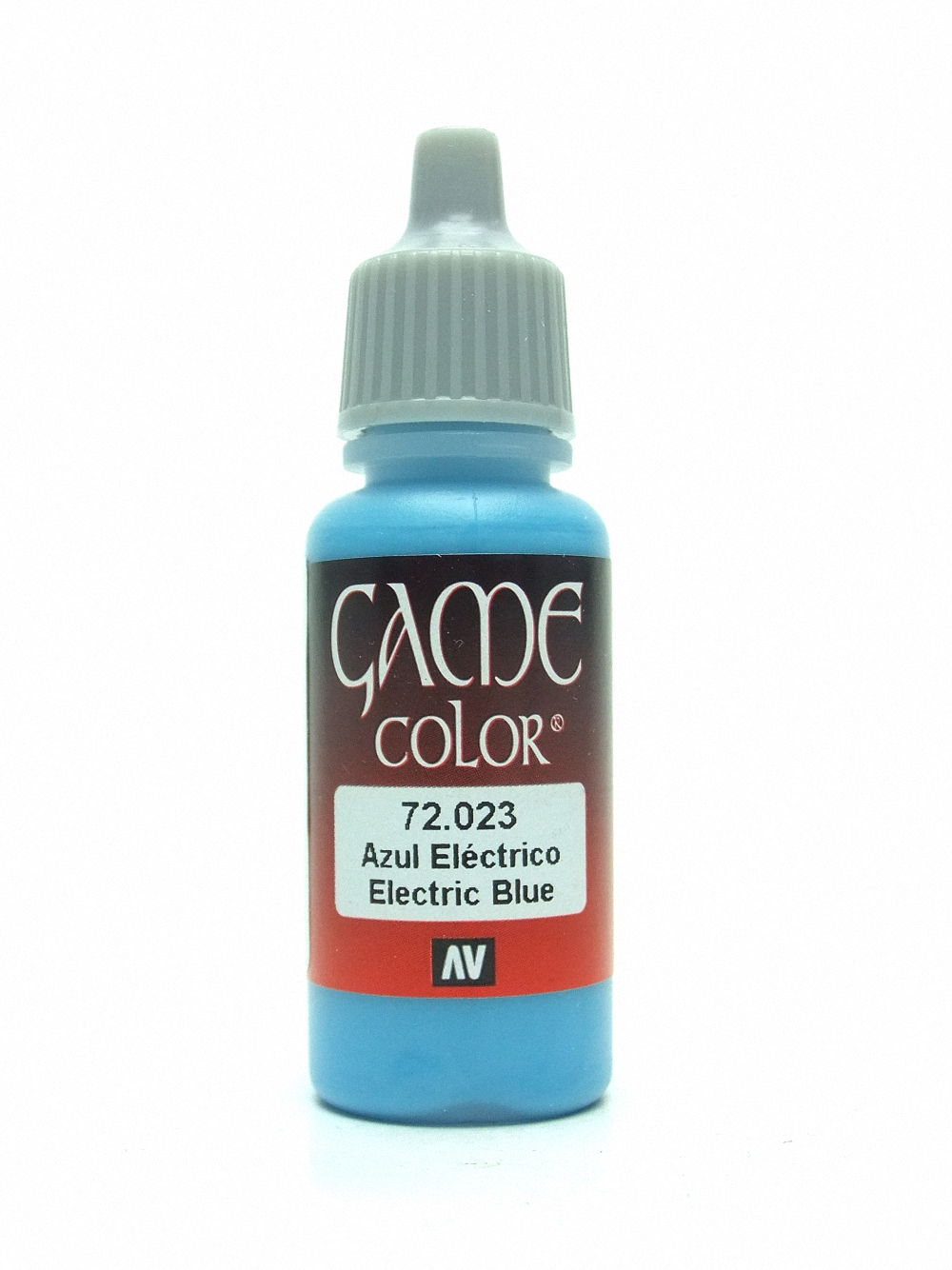 Game Color - Electric Blue