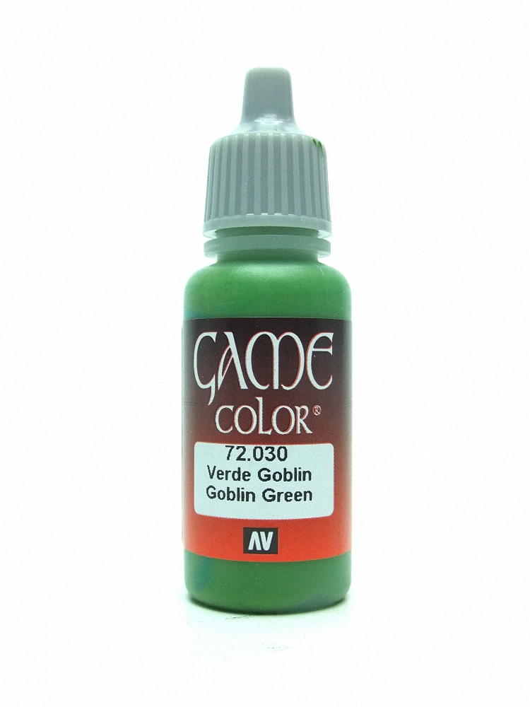 Game Color - Goblin Green