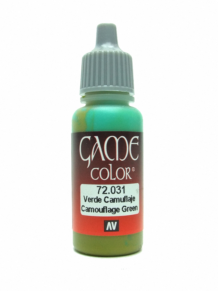 Game Color - Camouflage Green