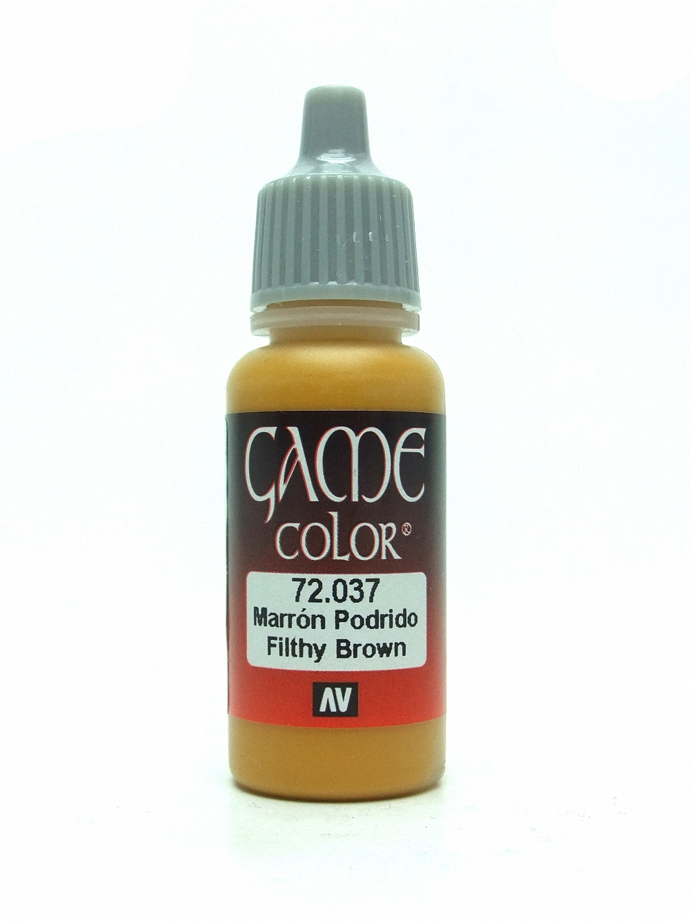 Game Color - Filthy Brown