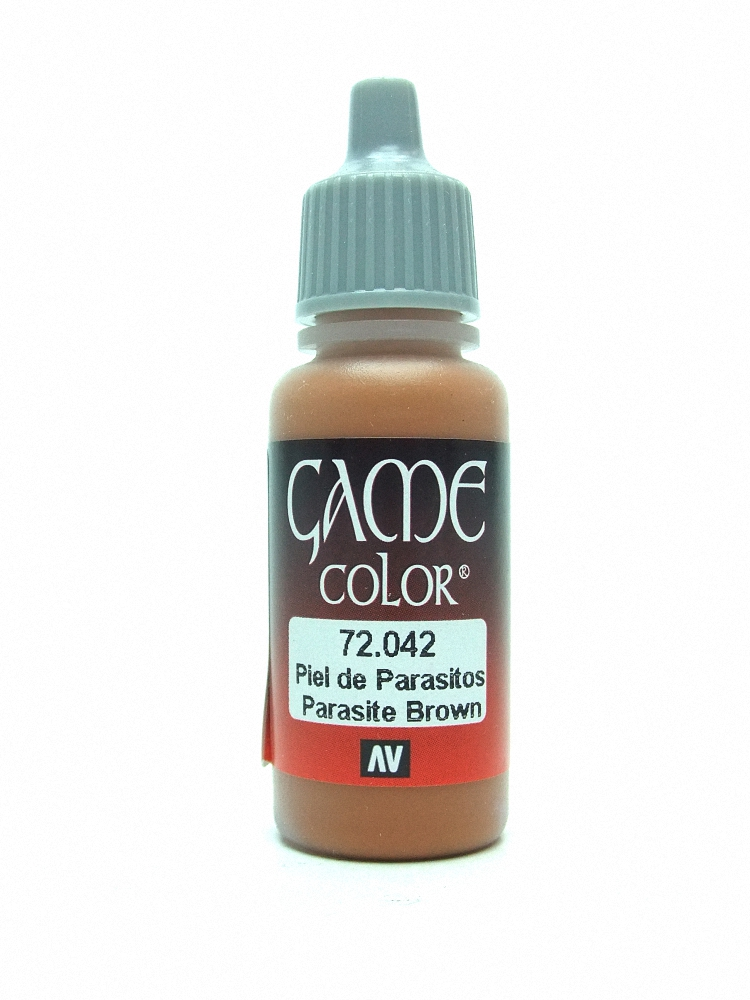 Game Color - Parasite Brown