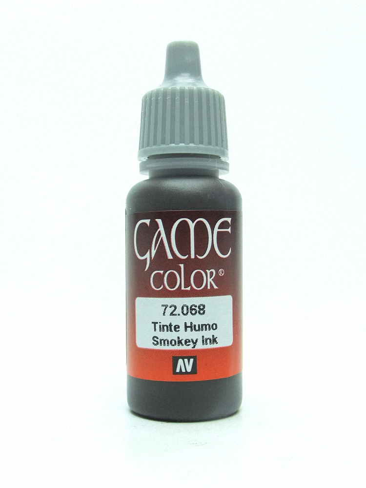 Game Color - Smokey Ink