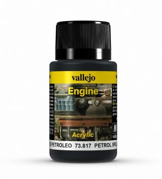 Vallejo Weathering Effects 40ml - Petrol Spills