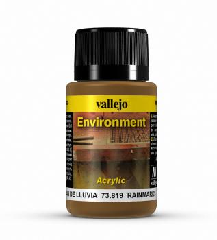 Vallejo Weathering Effects 40ml - Rainmarks