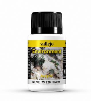 Vallejo Weathering Effects 40ml - Snow