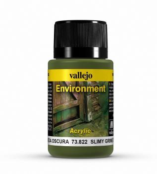 Vallejo Weathering Effects 40ml - Slimy Grime Dark