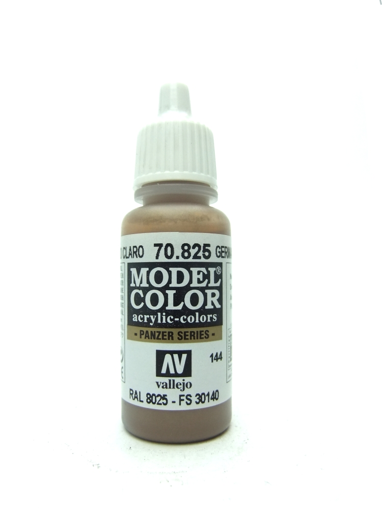 Model Color - German Cam Pale Brown