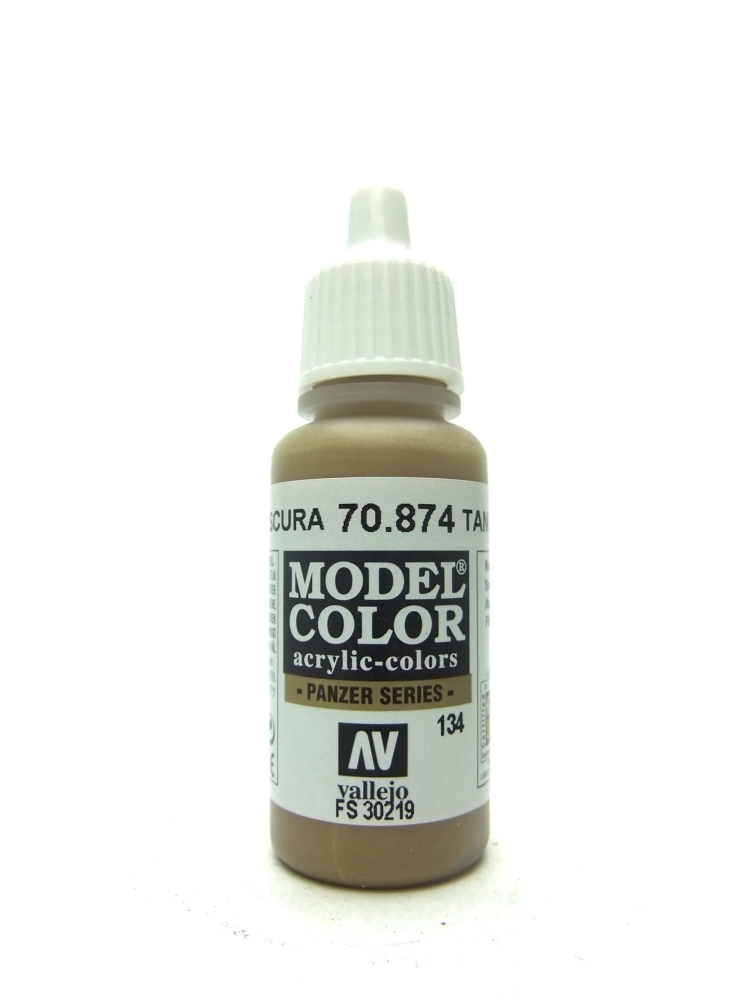 Model Color - US Tan Earth