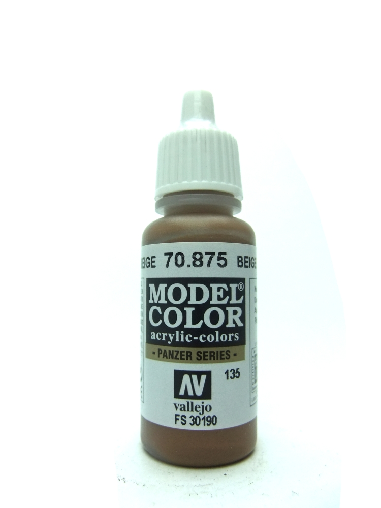 Model Color - Beige Brown