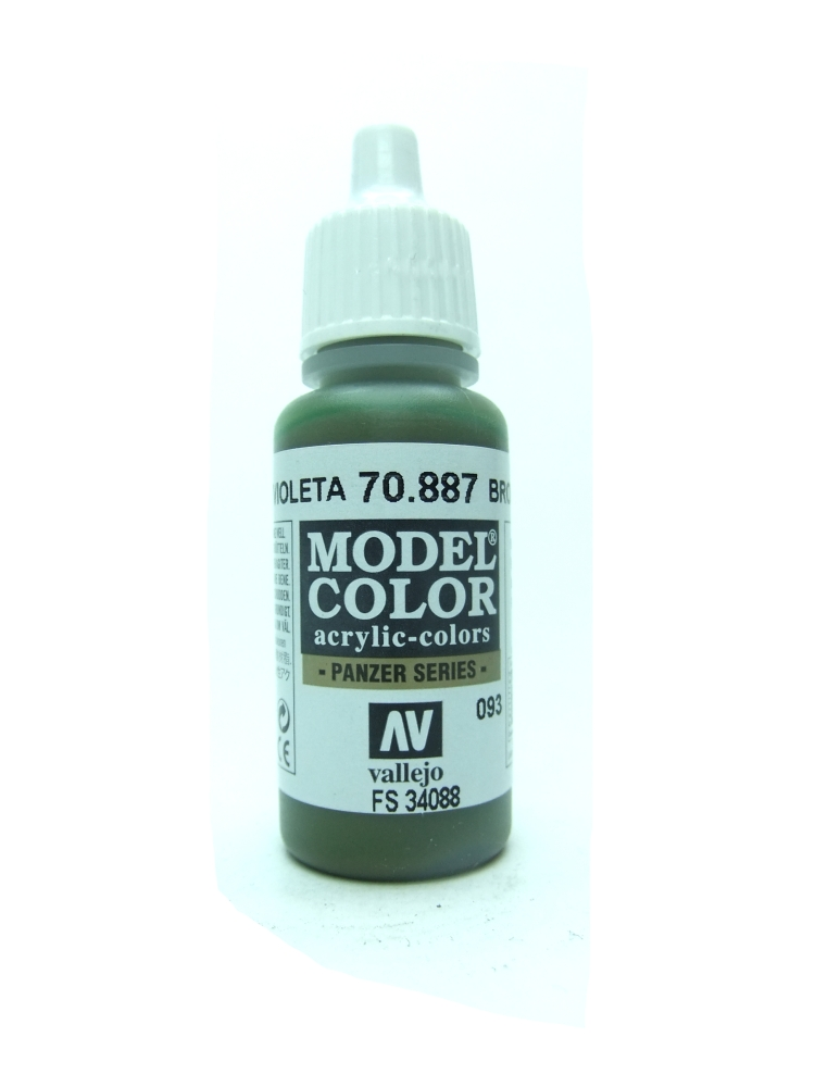 Model Color - Brown Violet
