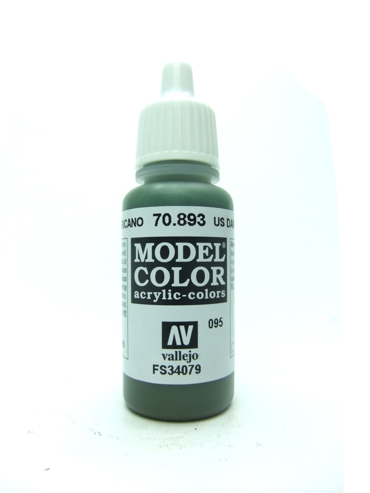 Model Color - US Dark Green