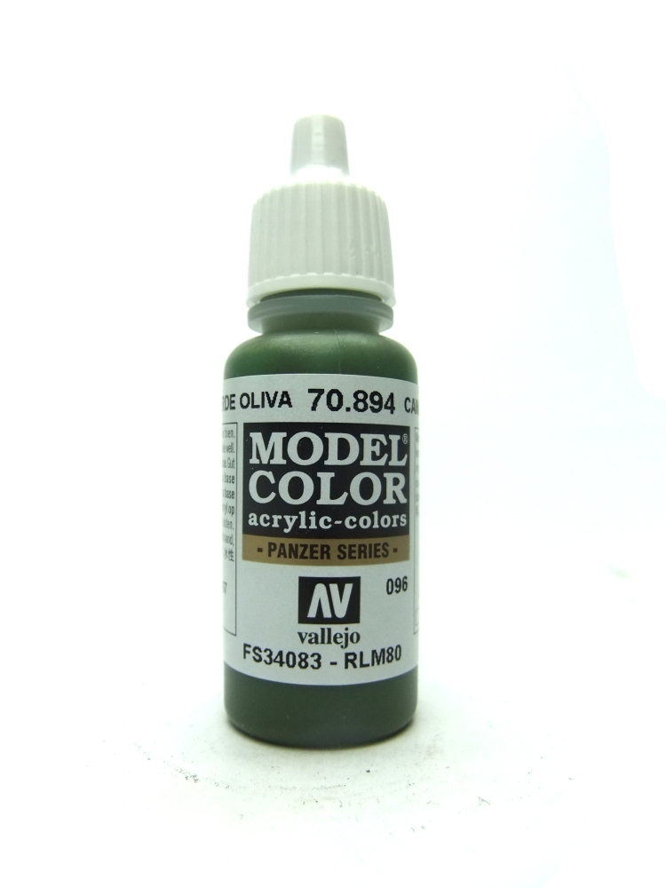 Model Color - Russian Green