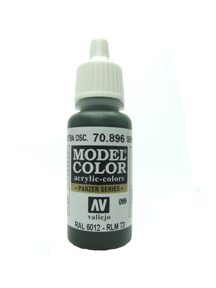 Model Color - German Cam Extra Dark Green