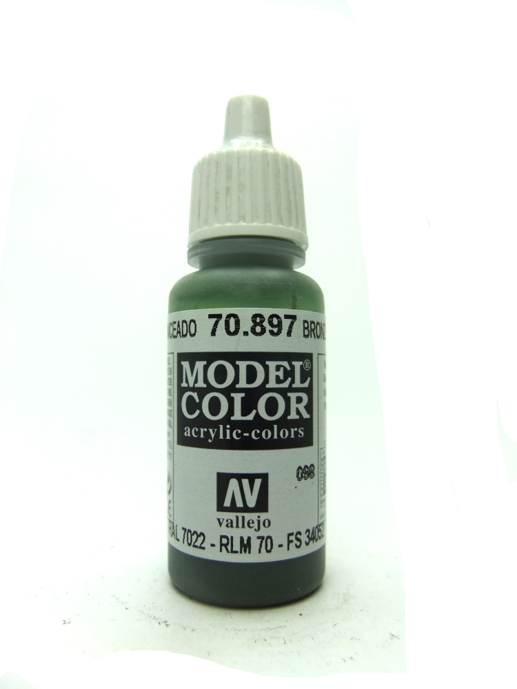 Model Color - Bronze Green