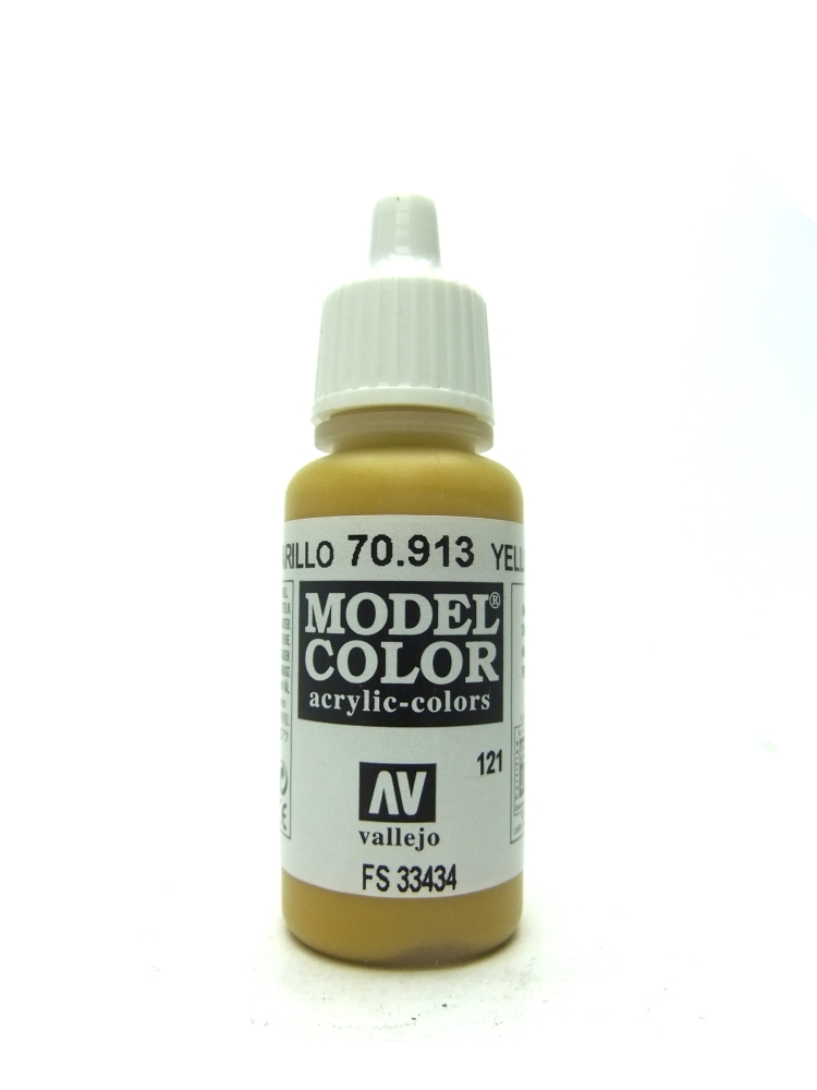 Model Color - Yellow Ochre