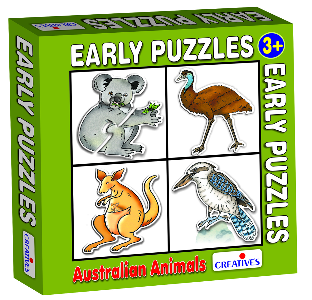 Animals Early Years Early-years-early-puzzles