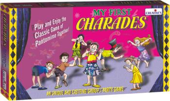 Creative Games - My First Charades