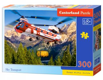 Castorland Jigsaw Premium300pc - Sky Transport