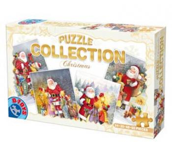 D-Toys - Jigsaw Puzzle Collection - Christmas No. 1     USE DT67340-CH-01