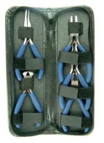 Modelcraft - Mini Plier 5 pc Set & Case