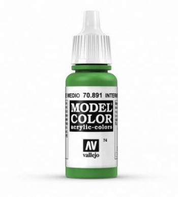 AV Vallejo Model Color - Intermediate Green