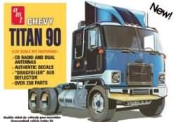 AMT - 1990 Chevy Titan Cabover