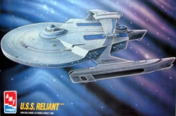 AMT 1:650 - Star Trek USS Reliant 1:650 Kit