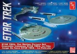 AMT 1:2500 - Star Trek Cadet Series - 3 Ship Set