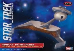 Polar Lights - Star Trek Romulan Battle Cruiser 1/1000