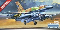 Academy 1:32 - Lockheed Martin F-16I Sufa 'Storm'