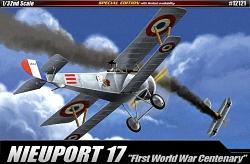 Academy 1:32 - Nieuport 17